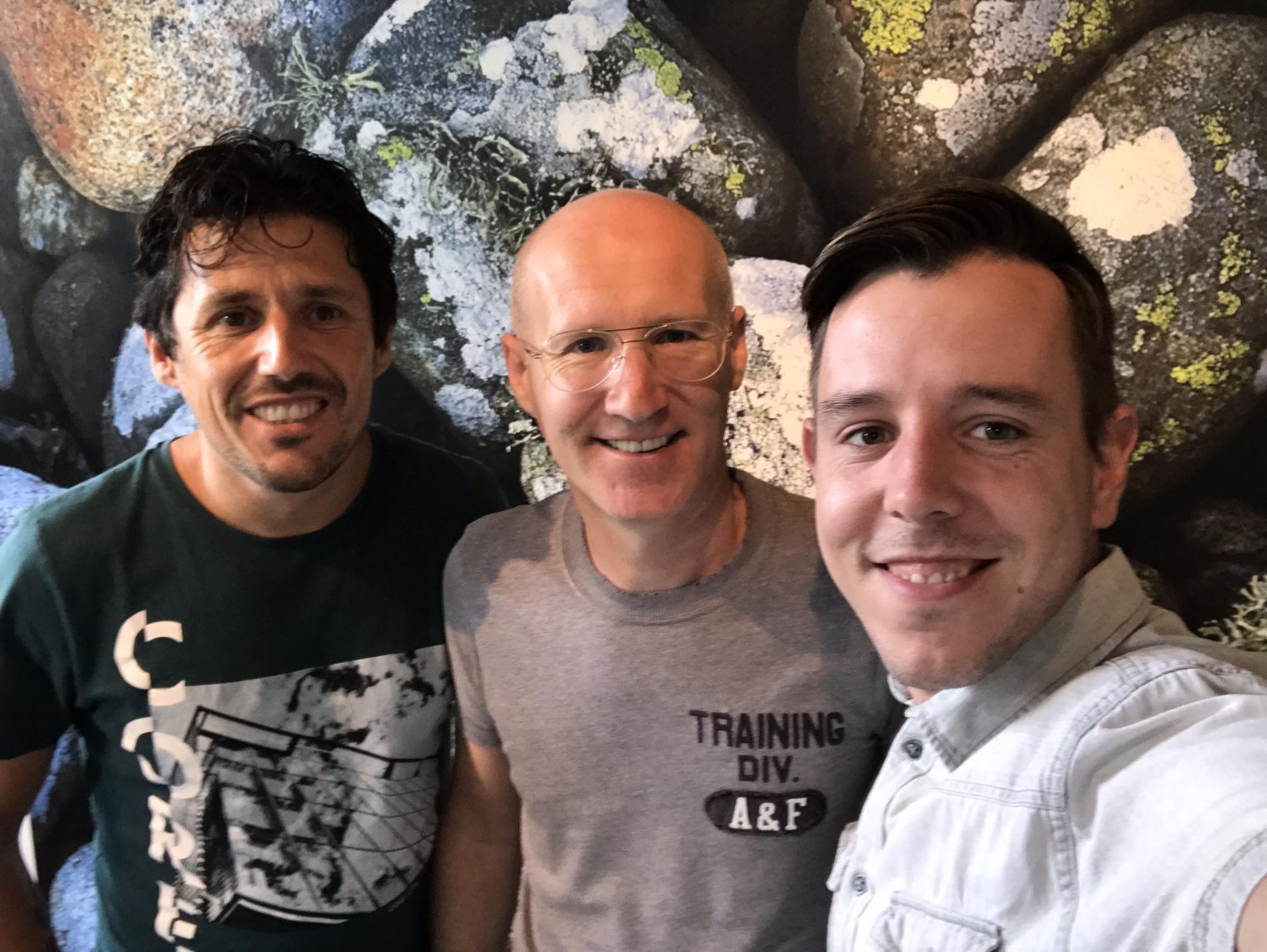 TIM/TOM Podcast – Tom Hallez