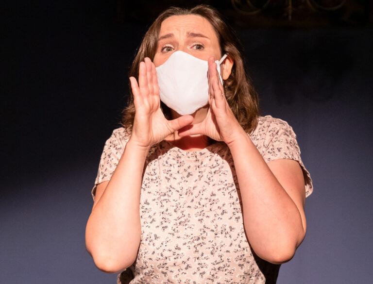ROUTE 29: Hoe spaar ik mijn stem met een mondmasker – met Linde Myncke