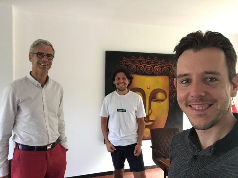 ROUTE 36 – Innovatief en duurzaam ondernemen – met Johan Vanhulle