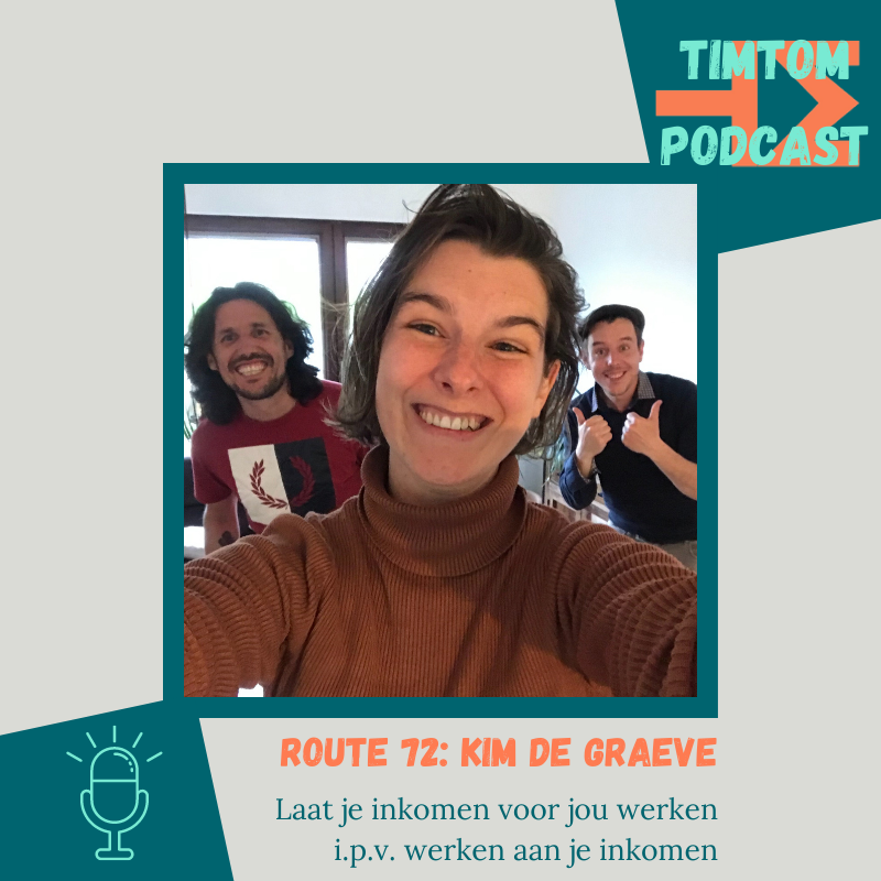 route 73 TIMTOM Podcast_Kim de Graeve