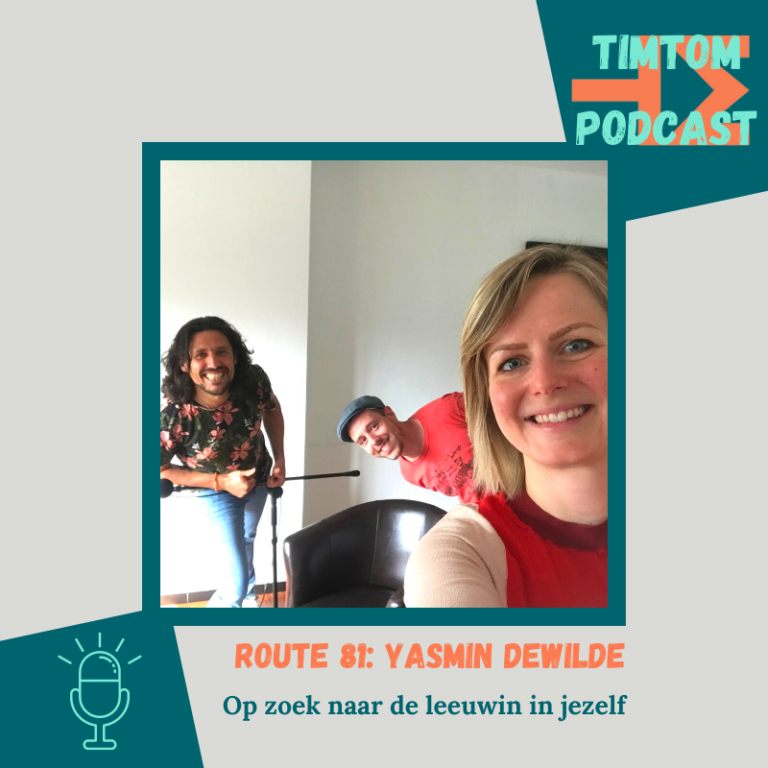 ROUTE 81 – Op zoek naar de leeuwin in jezelf – met Yasmin Dewilde