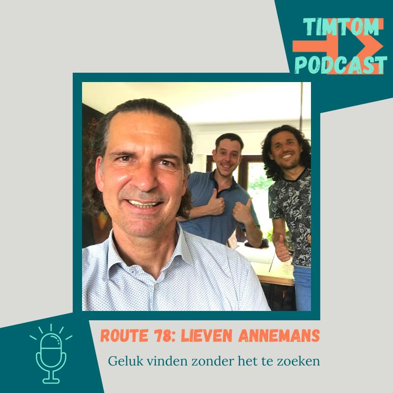 route 78 TIMTOMPODCAST – Lieven Annemans